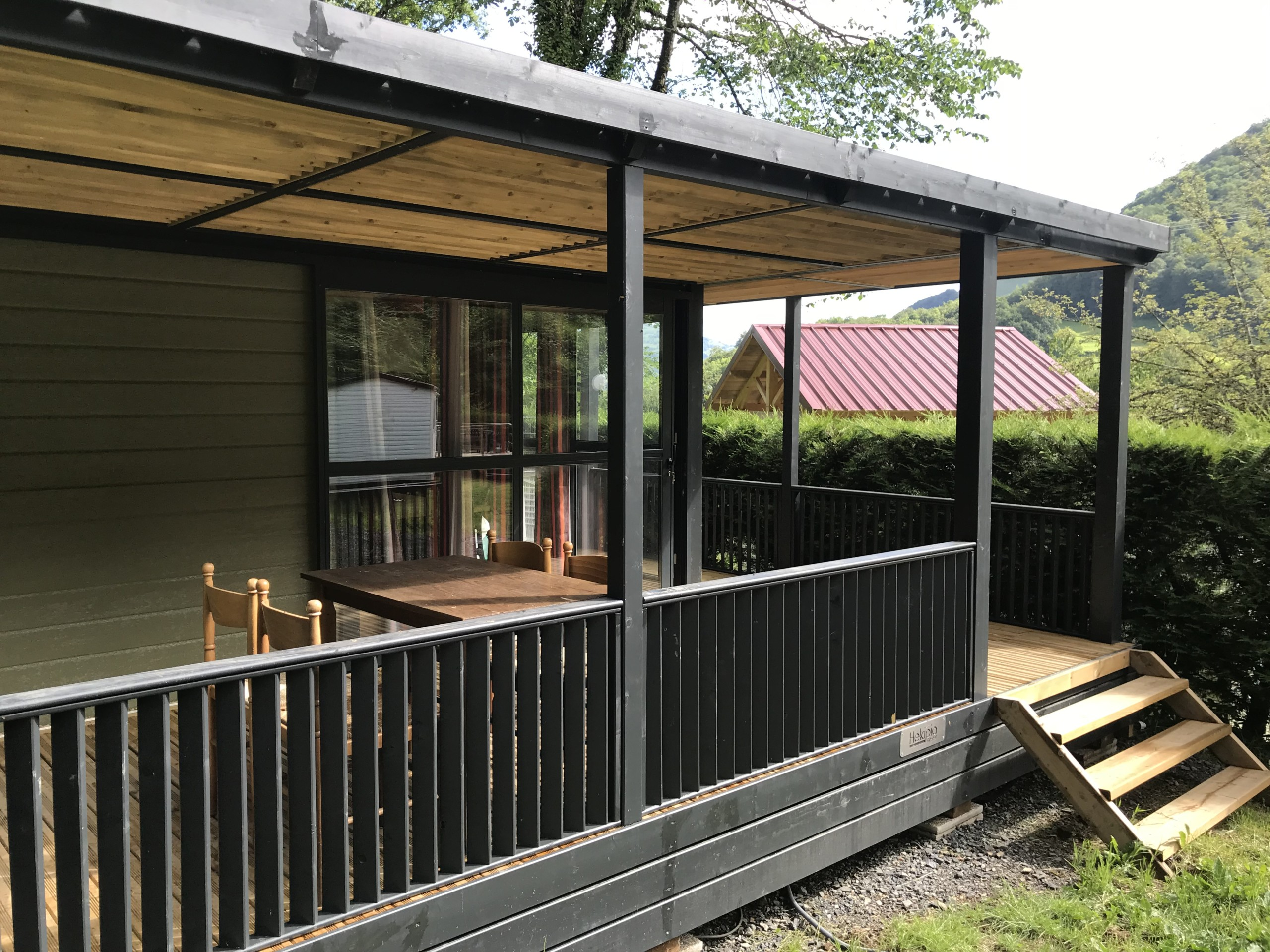 CHALET FAMILIAL <br> 3 CH. – 6 PERS.