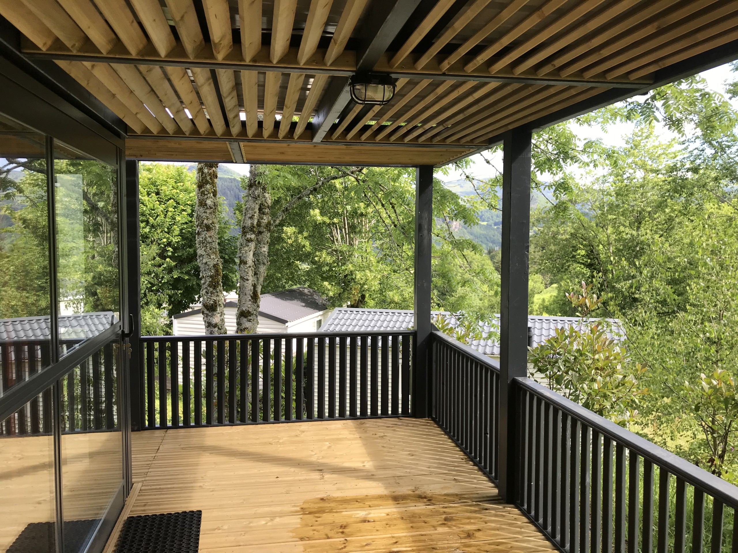 CHALET PANORAMIQUE <br> 2 CH. – 5 PERS.